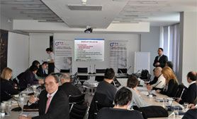 PRESENTATION OF THE WORK OF RWLAB FOR DUNAV INSURANCE